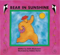 Bear in Sunshine