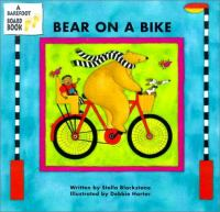 Bear on A Bike