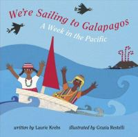 We're Sailing to Galapagos