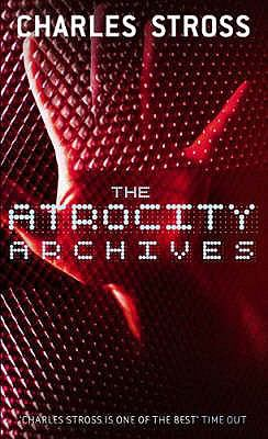 Atrocity Archives cover
