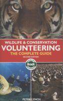 Wildlife & Conservation Volunteering