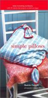 Simple Pillows