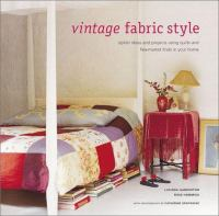Vintage Fabric Style