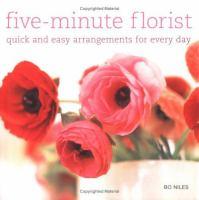 Five-minute Florist