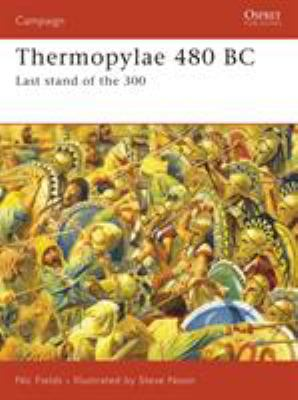 Cover image for Thermopylae 480 BC