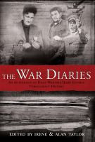 The war diaries : an anthology of daily wartime diary entries throughout history