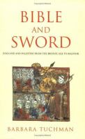 The Bible and the Sword
