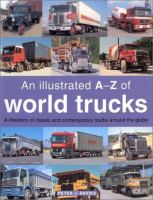 An Illustrated A-Z of World Trucks