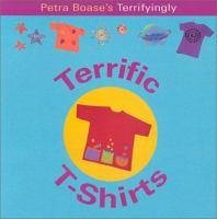Petra Boase's Terrifyingly Terrific T-shirts