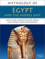 Mythology of Egypt and the Middle East