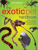 The Exotic Pet Handbook