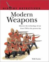 Modern Weapons