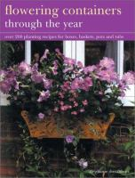 Flowering Containers Through the Year
