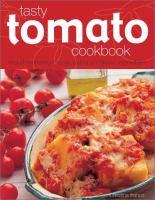 Tasty Tomato Cookbook