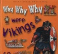 Why Why Why Were Vikings So Fierce?