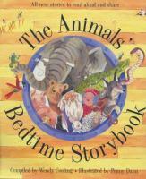 Animals' Bedtime Storybook