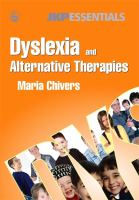 Dyslexia and Alternative Therapies