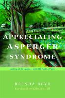 Appreciating Asperger Syndrome