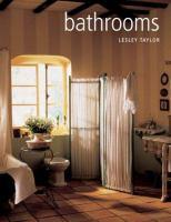 Design and Decorate Bathrooms
