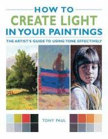 How to Create Light in your Paintings