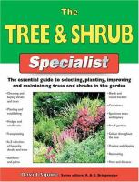 The Tree & Shrub Specialist
