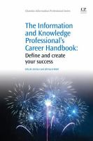 Information and Knowledge Professional's Career Handbook