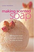 Making Scented Soap