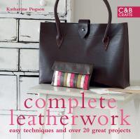 Complete Leatherwork