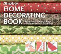 Simplicity Home Decorating Book