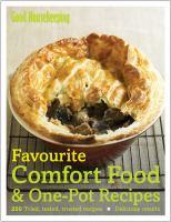 Favourite Comfort Food & One-pot Recipes