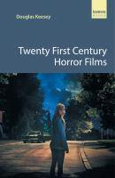 Twenty First Century Horror Films