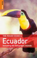 The Rough Guide to Ecuador