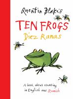 Quentin Blake's Ten Frogs