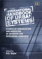 International Handbook of Urban Systems