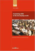 Combating AIDS in the Developing World