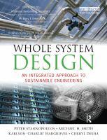 Whole System Design