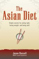 The Asian Diet