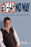 Ex-gay, No Way
