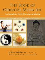 The Book of Oriental Medicine
