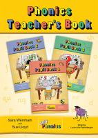 Jolly Phonics Teacher's Book