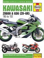 Kawasaki ZX600 & 636 (ZX-6R) Service and Repair Manual