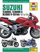 Suzuki TL1000S/R & DL1000 V-Strom Service & Repair Manual