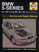 Service and Repair Manual for BMW 5-series