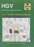 The HGV Man Manual