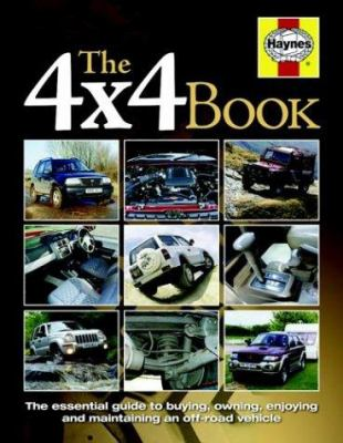 Cover image for The 4x4 Book