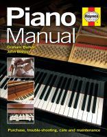 Piano Manual