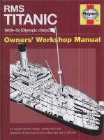 RMS Titanic 1909-12 (Olympic Class)