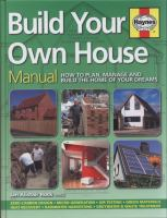 Build your Own House Manual