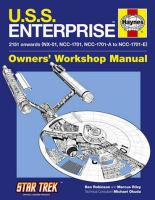U.S.S. Enterprise Owners' Workshop Manual