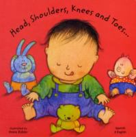 Head, shoulders, knees and toes (Spanish)